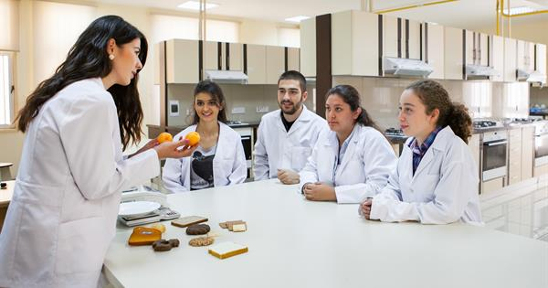 Department of Nutrition and Dietetics